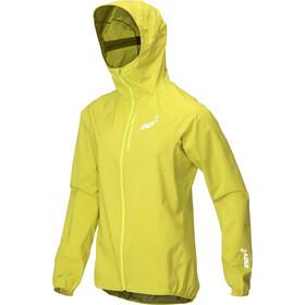 inov-8 Stormshell FZ Waterproof Jacket Men, yellow